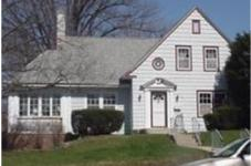 Front of historic home