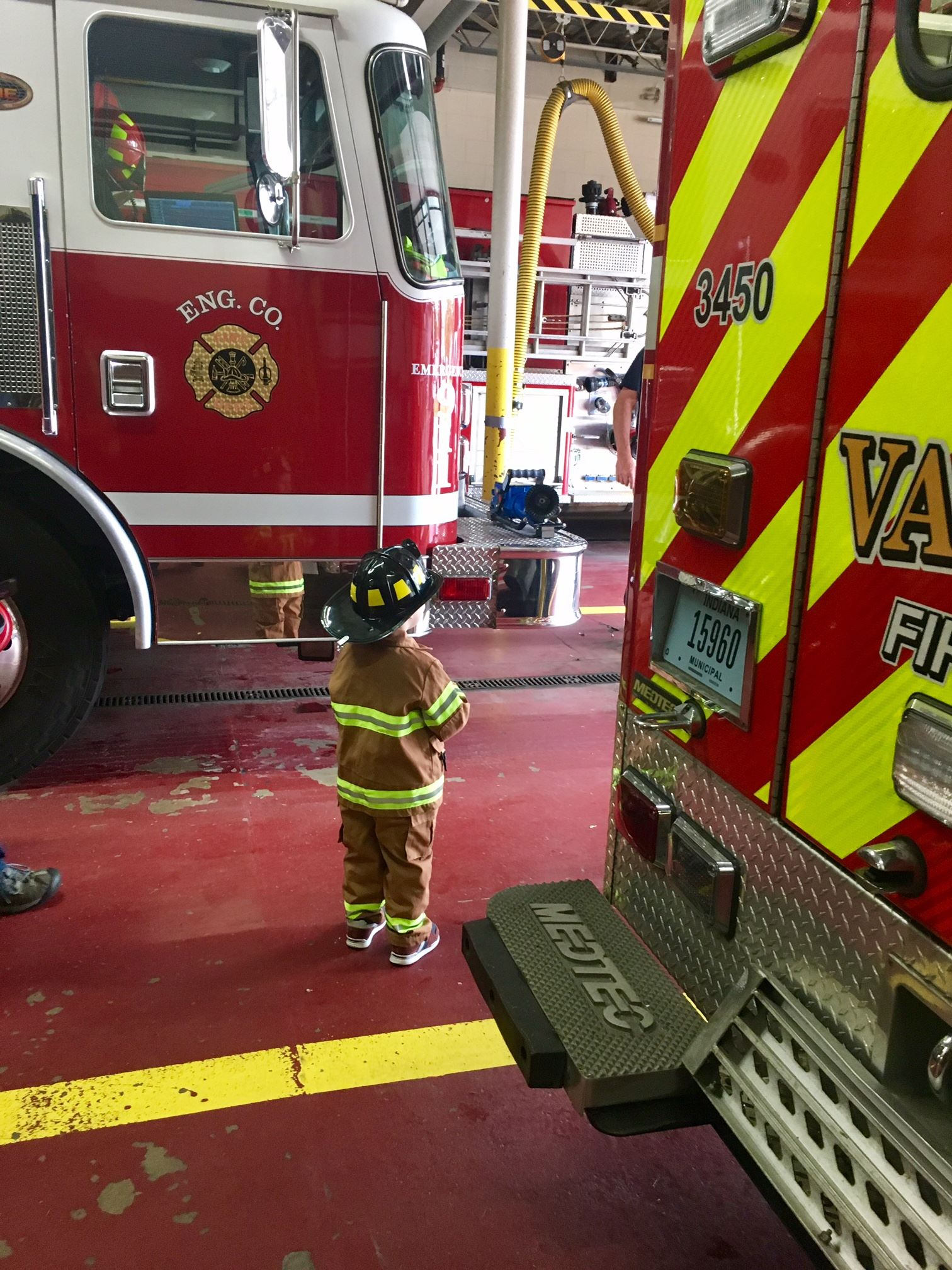 Jr. Firefighter