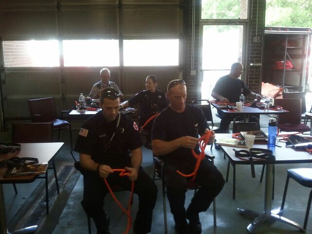 Ropes and Knots Training