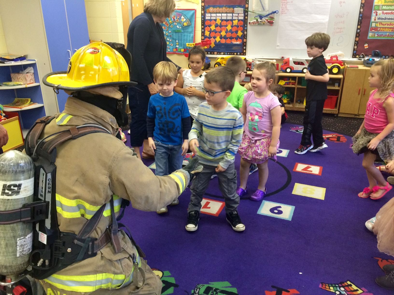 Fire Prevention & Education Introduction