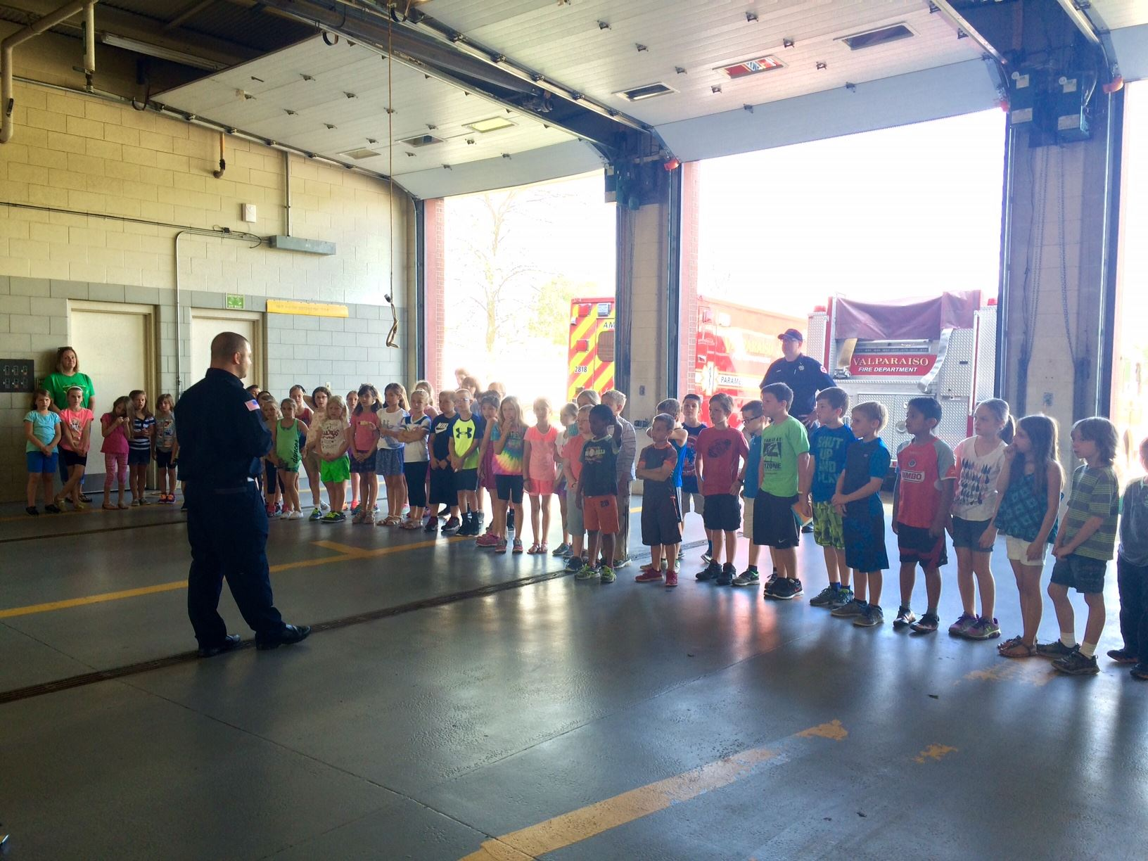 Fire Prevention & Education with Station Tour